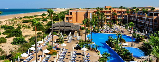 Hipotels Barrosa Palace & SPA *****